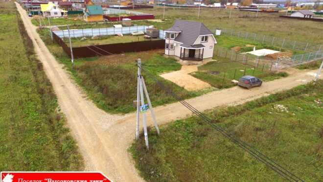 Коттеджный поселок Высоковские дачи-ИЖС